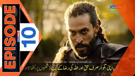 Büyük Selçuklu Great Seljuk EPISODE 10 with Urdu Subtitles GiveMe5