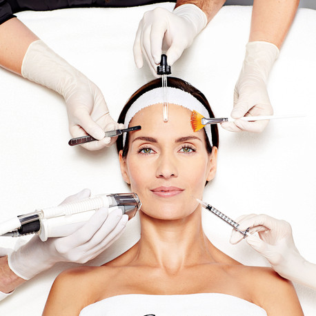 Skin Treatments and Peels
