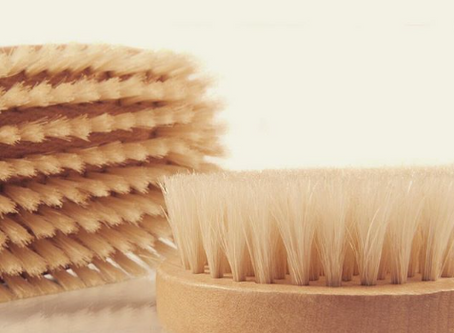 Our Guide to Dry Brushing