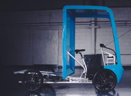 EAV launches e-cargo chassis cab platform
