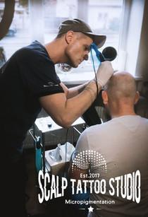 Scalp Tattoo Studio Slovakia