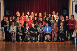 Damernas 80-års jubileum