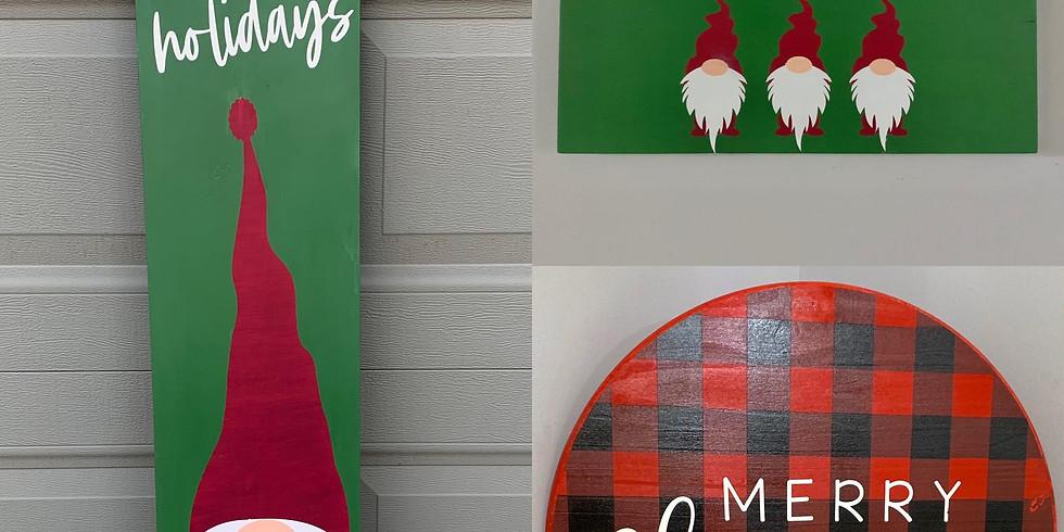 Christmas Paint & Take