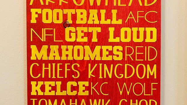 Personalized Chiefs
