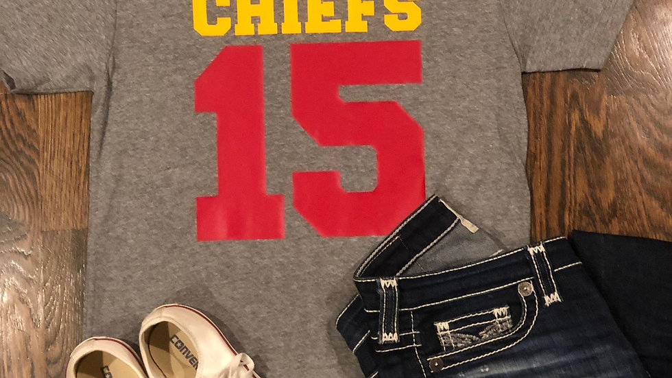 Chiefs 15