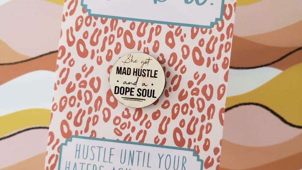 Mad Hustle Card
