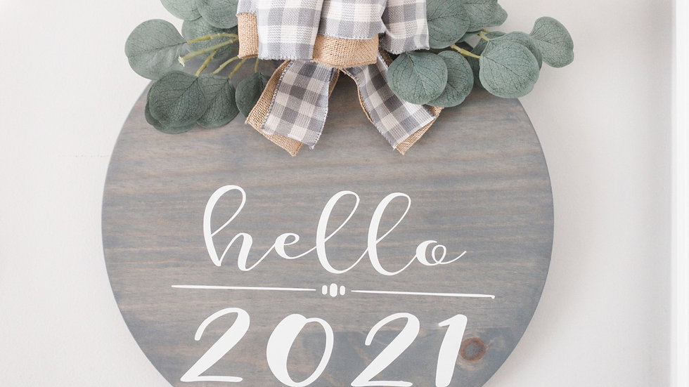 2021 Door Hanger