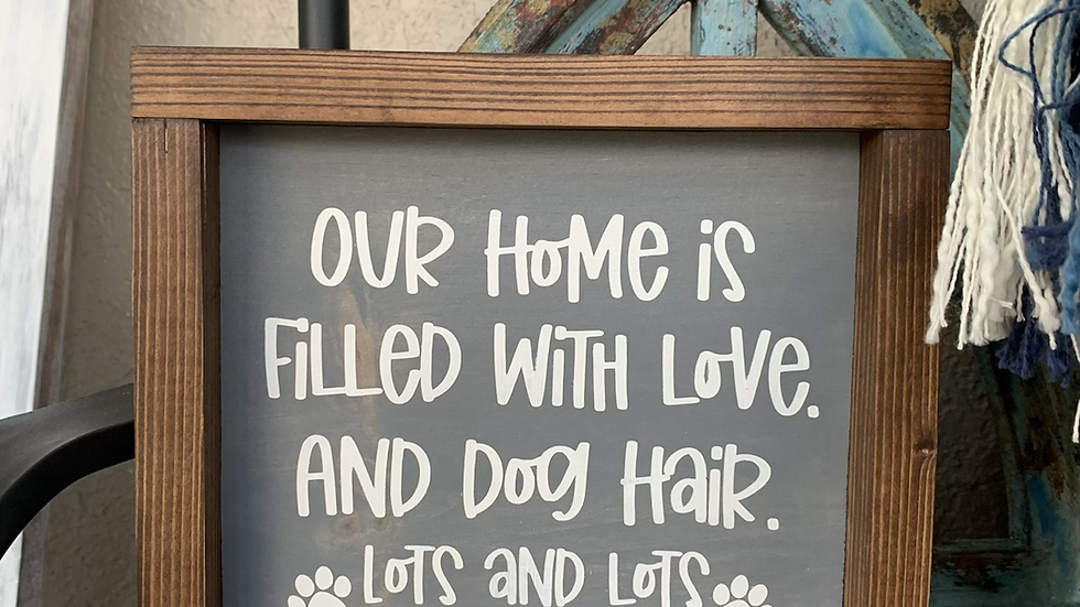 Love & Dog Hair