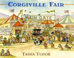 My favorite author and illustrator has always been Tasha Tudor