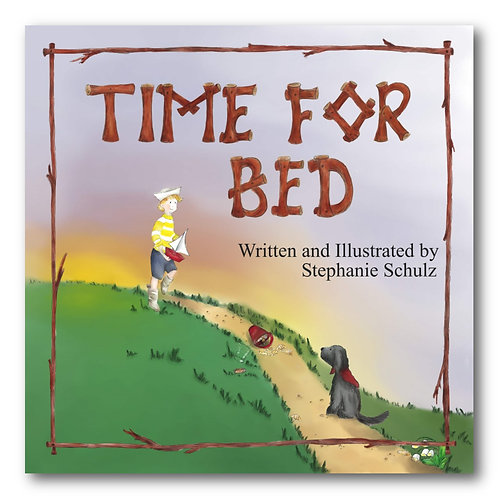 Time For Bed Hardcover