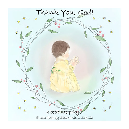 Thank You, God! a bedtime prayer