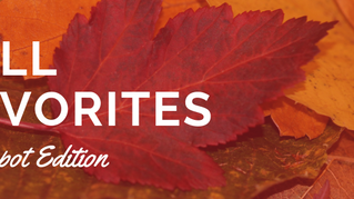 Fall Favorites: Crockpot Edition