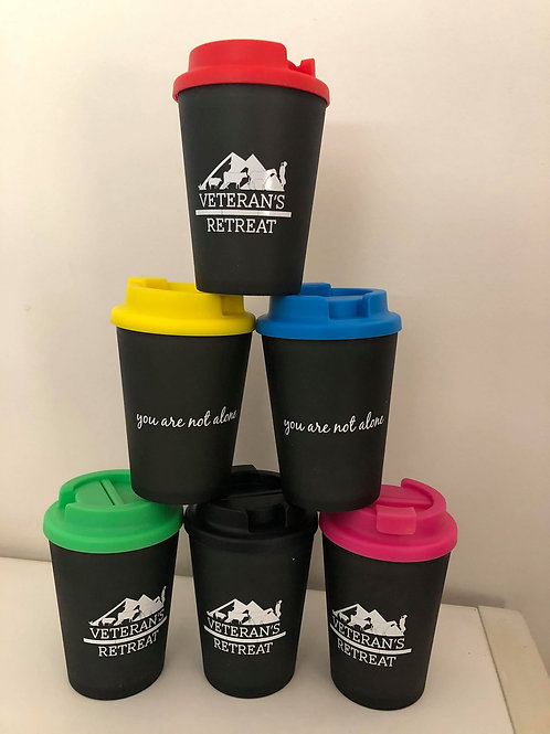 VR Reusable Coffee Cup