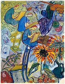 שרלוטה והפרח.JPG