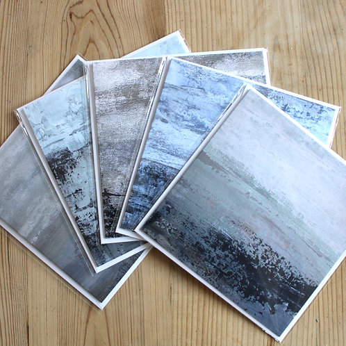 Landscapes Set of 5 Cards
