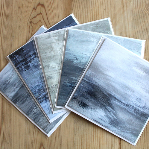 Seascapes Set of 5 Cards