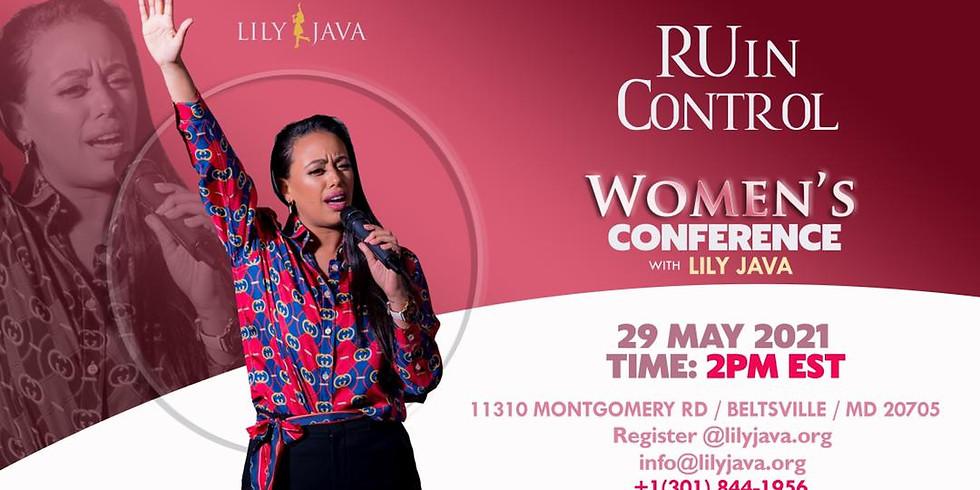 RUin Control Women's Conference