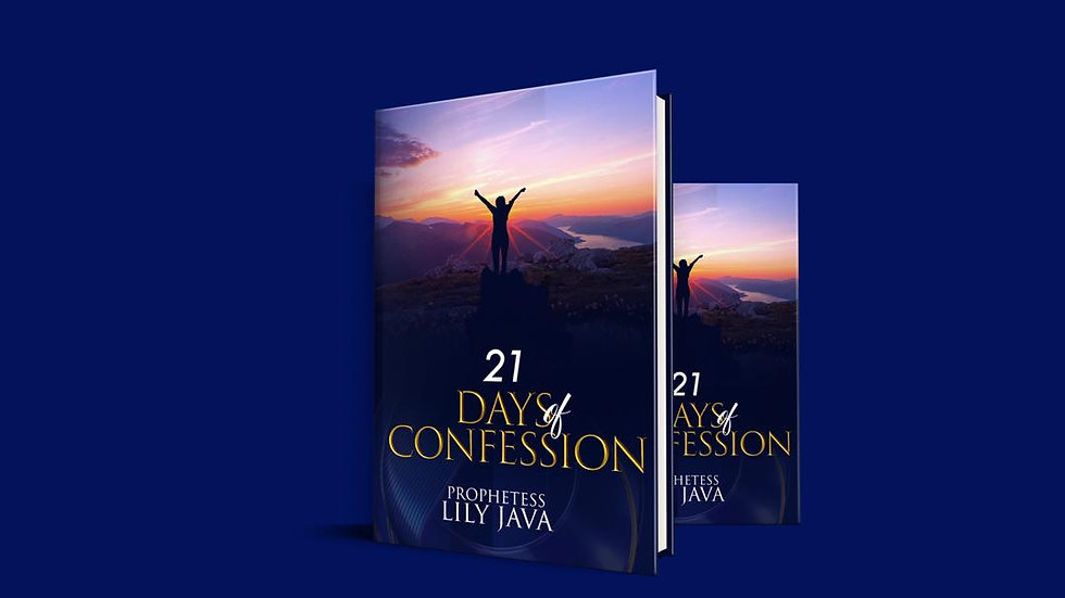 21 Days of Confession E-Book