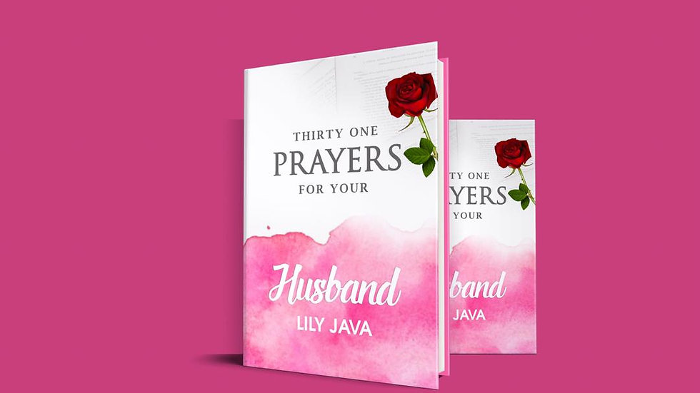 31 Prayers for Your Husband E-book
