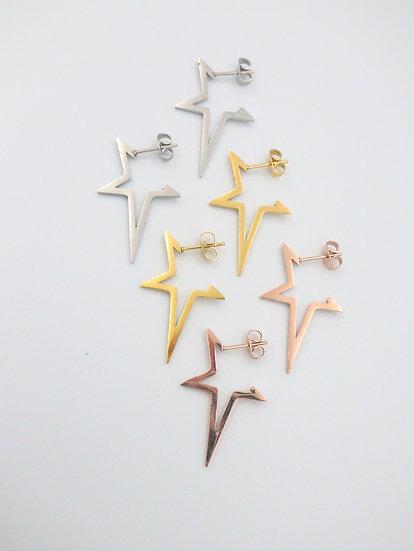 copy of Big Star Earrings