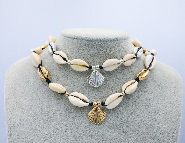 Coralia Necklace