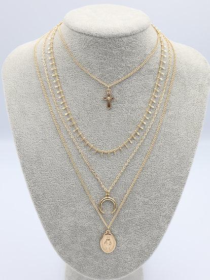Queen of Heaven Necklace Set