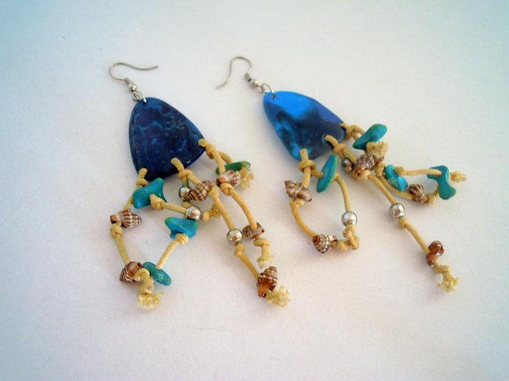 See Shells Earrings