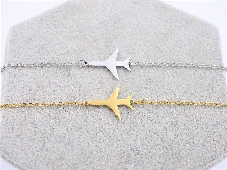 Airplane Bracelet