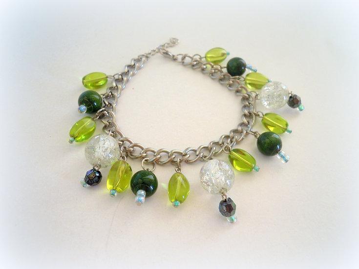 Love Green Bracelet