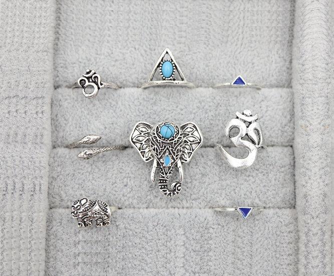 The Elephant Ring Set
