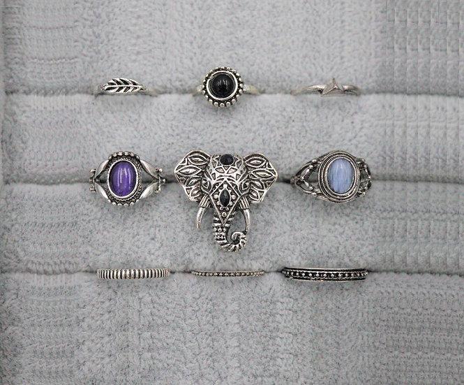 Leilani Ring Set