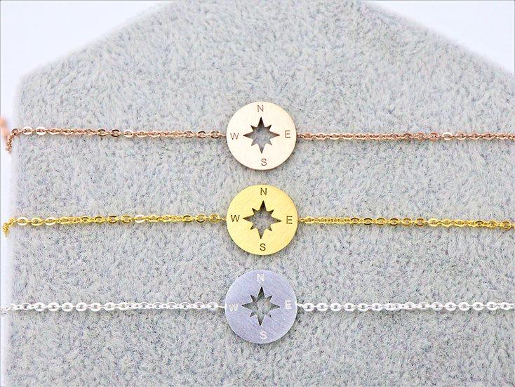 Old Compass Bracelet