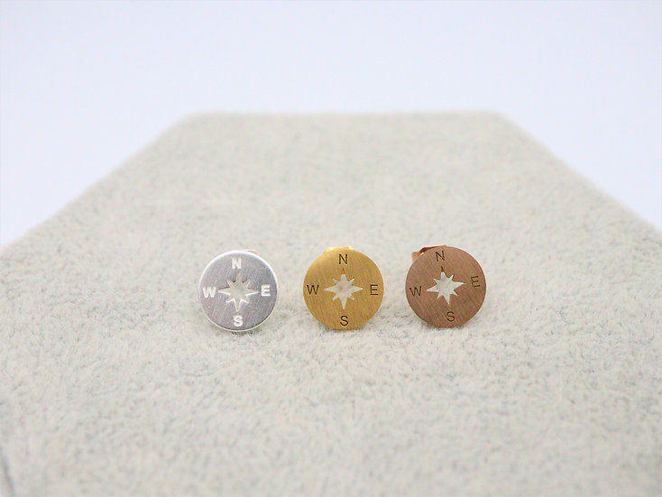 Old Compass Studs