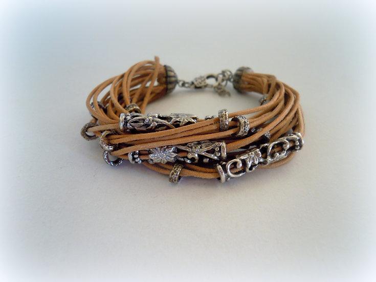 Bohemian Look Bracelet