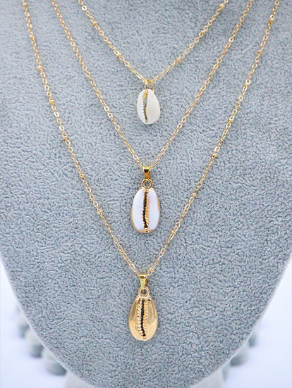 Gold Natadola Necklace