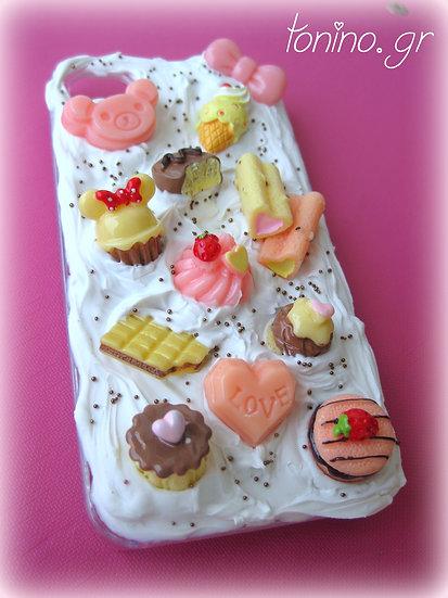 Pink Tart Phone Case