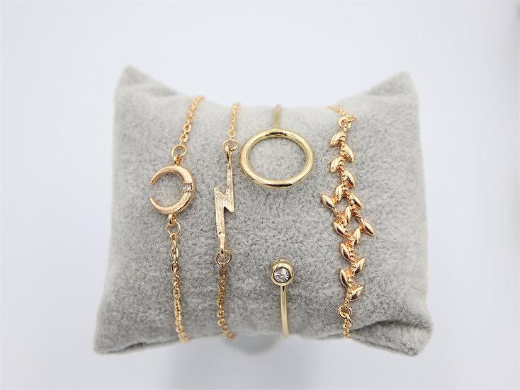 Gabi Bracelet Set