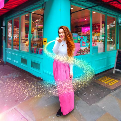 Sugar Sin Photoshoot