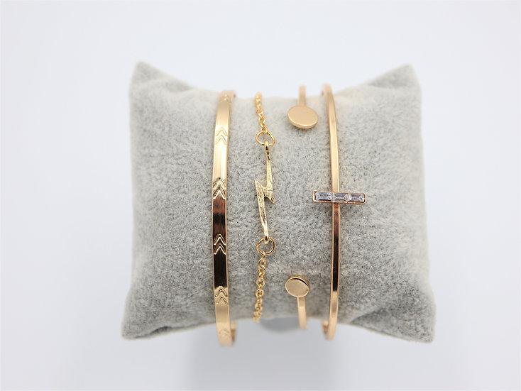 Spark Bracelet Set
