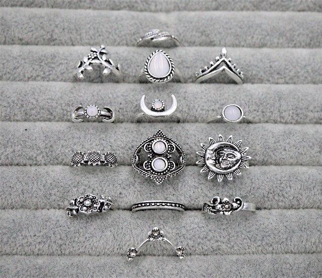 Liberty Ring Set
