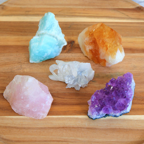 My Crystals Collection