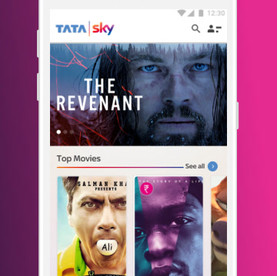Accedo.tv & Tata Sky