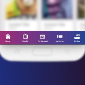 Accedo.tv & Tata Sky, Microinteractions