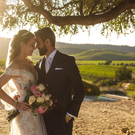 Destination wedding Chile: Nathalya e Thiago