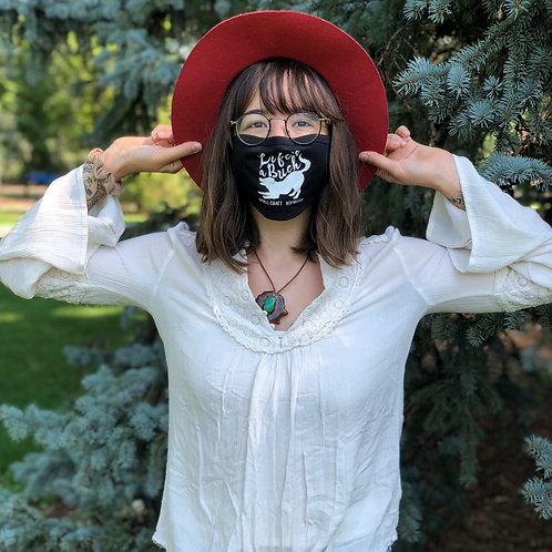 Life's a Buch Face Masks