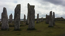 Standing stones and ancient monuments
