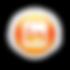 106365-3d-glossy-orange-orb-icon-social-