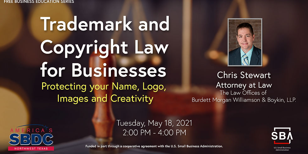 Trademark and Copyright Law For Businesses