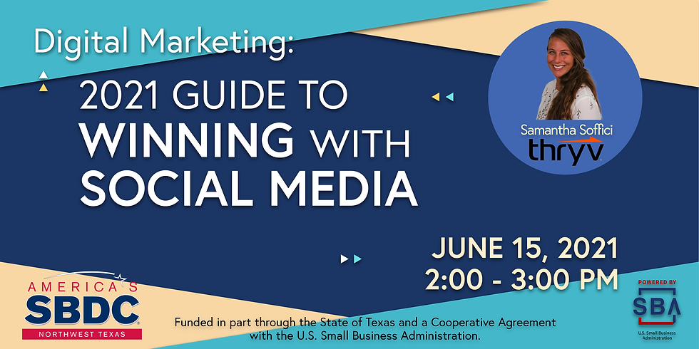 Digital Marketing: 2021 Guide to Winning with Social Media