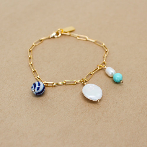 Pearl Stackable Bracelet